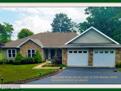 Hedgesville Single Family Home For Sale: 86 Atlatl Lane