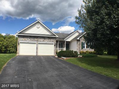 Martinsburg Single Family Home For Sale: 978 Caledonia Drive