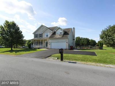 Martinsburg Single Family Home For Sale: 293 Holden Drive