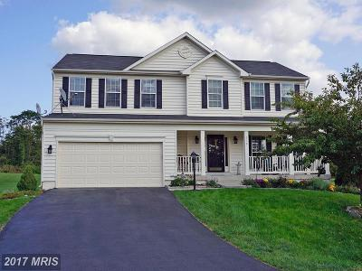 Gerrardstown Single Family Home For Sale: 118 Chaucer Lane