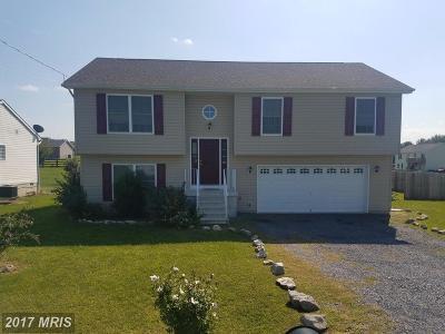 Bunker Hill Single Family Home For Sale: 261 Sonya Lane