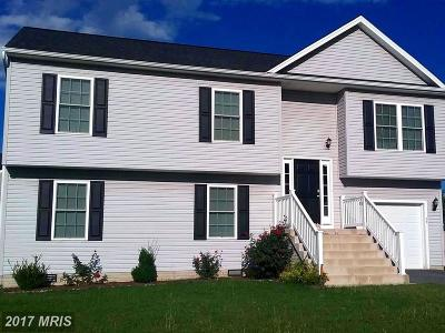 Martinsburg Single Family Home For Sale: 27 Ansted Lane
