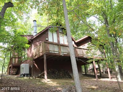 Hedgesville Single Family Home For Sale: 277 Endless Summer Road