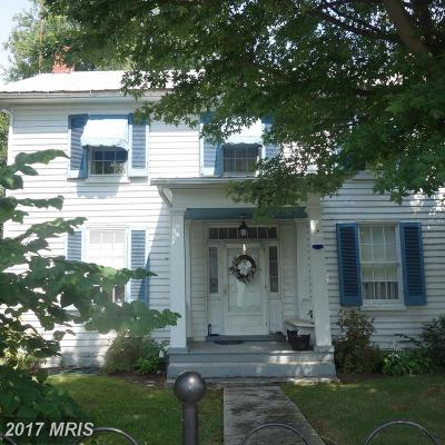Martinsburg Single Family Home For Sale: 1139 Van Clevesville Road