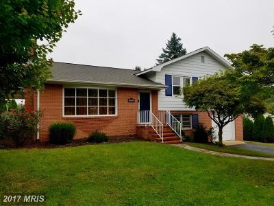 Martinsburg Single Family Home For Sale: 1502 Race Street W