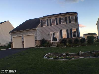 Martinsburg Single Family Home For Sale: 64 Drawing Arm Lane