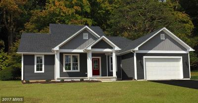 Martinsburg Single Family Home For Sale: Sycamore Lane