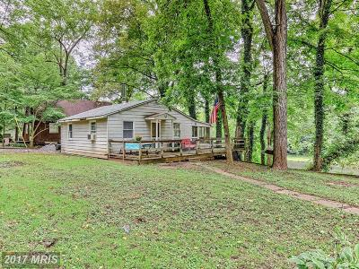 Falling Waters Single Family Home For Sale: 128 Wading Heron Way