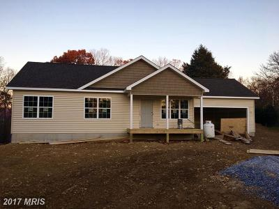 Hedgesville Single Family Home For Sale: Conservation Drive