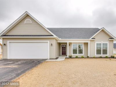Martinsburg Single Family Home For Sale: 310 Barrel Race Road