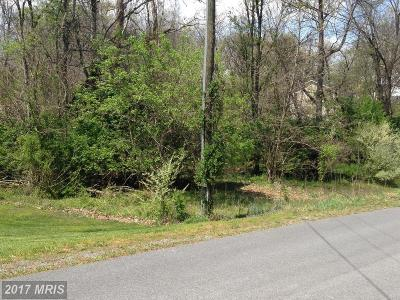 Martinsburg Residential Lots & Land For Sale: Sierra Drive