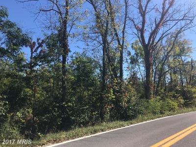 Martinsburg Residential Lots & Land For Sale: Poor House Road