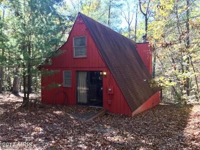 Gerrardstown WV Single Family Home For Sale: $79,700