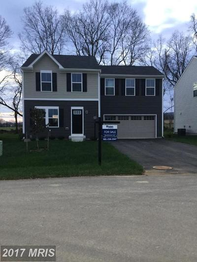 Martinsburg Single Family Home For Sale: 143 Salida Trail