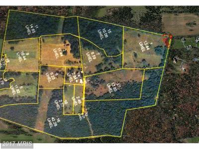 Martinsburg Residential Lots & Land For Sale: Cedar Lane