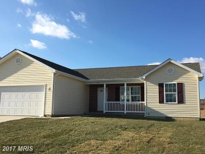 Martinsburg Single Family Home For Sale: Jabez Drive