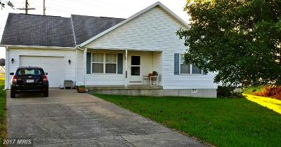 Martinsburg Single Family Home For Sale: 1001 Packard Court