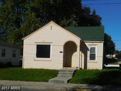 Martinsburg Single Family Home For Sale: 131 Strine Avenue