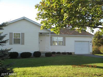 Martinsburg Single Family Home For Sale: 65 Princeton Street