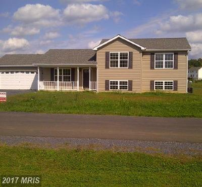 Martinsburg WV Single Family Home For Sale: $185,600