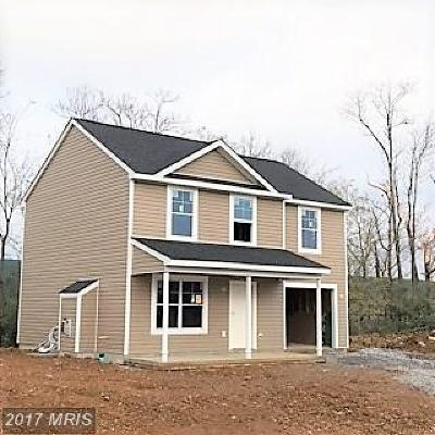 Martinsburg WV Single Family Home For Sale: $174,900
