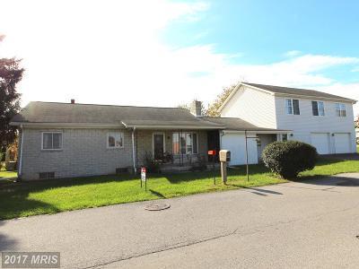 Martinsburg WV Single Family Home For Sale: $175,000