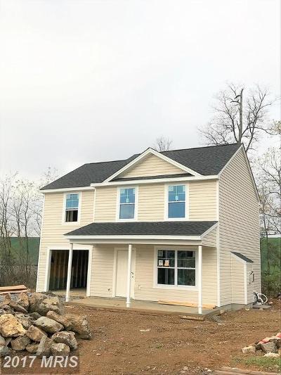 Martinsburg WV Single Family Home For Sale: $174,900