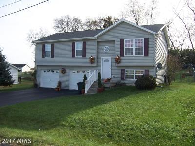 Martinsburg WV Single Family Home For Sale: $177,850