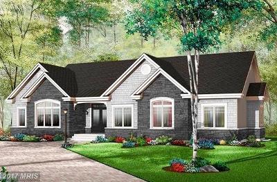 Martinsburg WV Single Family Home For Sale: $315,000