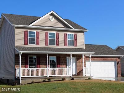 Martinsburg WV Single Family Home For Sale: $229,900