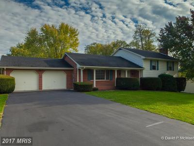 Martinsburg WV Single Family Home For Sale: $220,000