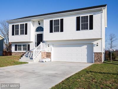 Martinsburg WV Single Family Home For Sale: $185,000