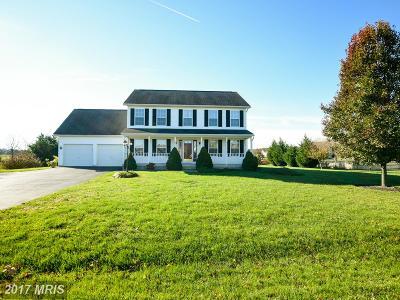 Martinsburg WV Single Family Home For Sale: $299,000
