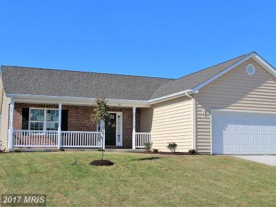 Martinsburg WV Single Family Home For Sale: $209,900