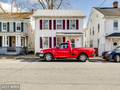 Martinsburg Single Family Home For Sale: 609 Second Street