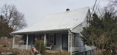 Bunker Hill Single Family Home For Sale: 2667 Gold Miller Road