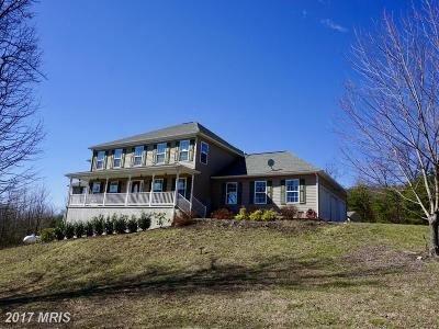 Hedgesville WV Single Family Home For Sale: $399,900