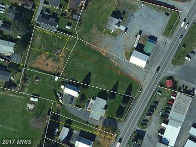 Martinsburg Residential Lots & Land For Sale: Williamsport Pike