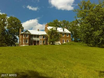 Falling Waters Single Family Home For Sale: 719 Crawford Quarry Road