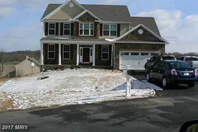 Hedgesville Single Family Home For Sale: Snap Dragon Circle