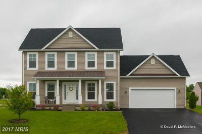 Martinsburg Single Family Home For Sale: 75 Ruidoso Downs Drive