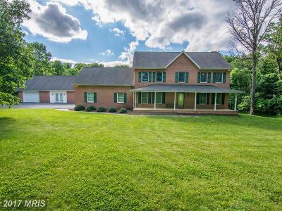 Bunker Hill Single Family Home For Sale: 1862 Goldmiller