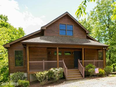 Hedgesville Single Family Home For Sale: 200 Nokomis Trail