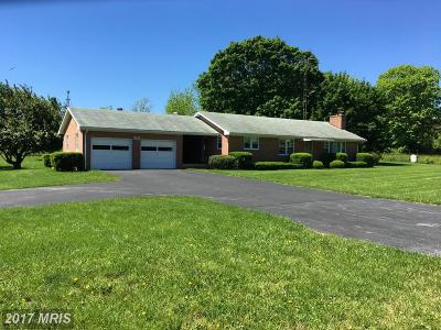 Martinsburg Single Family Home For Sale: 1270 Nipetown Road