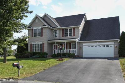 Falling Waters Single Family Home For Sale: 124 Haverford Court