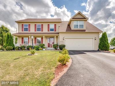 Martinsburg Single Family Home For Sale: 81 Aqueduct Avenue