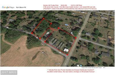 Bunker Hill Multi Family Home For Sale: 2093 Sam Mason Road