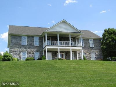 Hedgesville Single Family Home For Sale: 83 Major King Circle