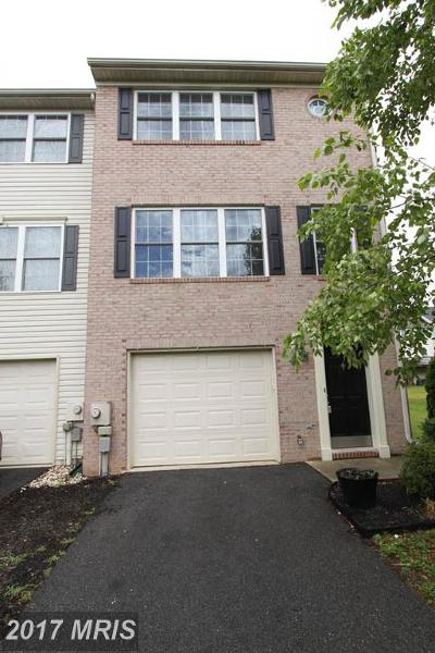 Martinsburg WV Townhouse For Sale: $149,900