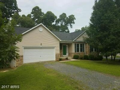Lusby Single Family Home For Sale: 11155 Rawhide Road